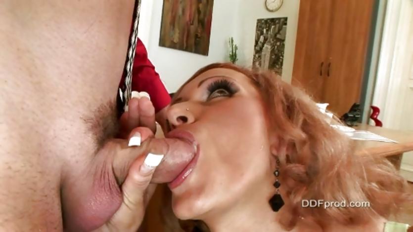 Pornstar sharon m in onlyblowjob