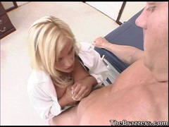 Shyla Stylez takes a hardrock meat cock on her mouth