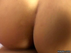 Big butt Olivia OLovely gets fucked hard and creampied