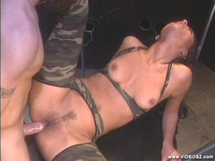 Wild Nikita Denise gets her wet hole banged hard and creamed