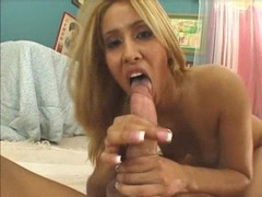 Latin hottie Isis Love gets pounded hard and facialised