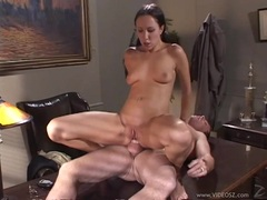 Flick Shagwell needs cock deep inside her holes and tight