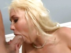 Ultra Dirty Carly Parker Fucks A Massive Cock And Gets Drinks All Of Its Spunk
