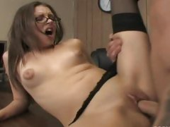 Missy Stone Screams With Pleasue As Her Pussy Is Abused With Dick