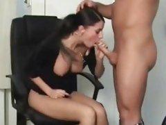 Tiffany Preston Takes A Taste Of Man Meat Then Jams It Up Her Snatch