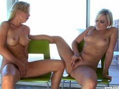 Alexis Texas and Kayden Kross hot lebians playing and licking each other's pussy