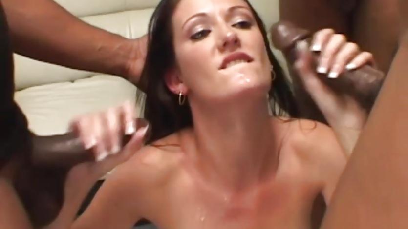 Step Mom Sucks Black Dick