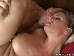 Gorgeous hot Tory Lane gets anally screwed until she gets cummed on the cracks