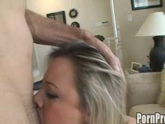 Beautiful Jasmine Jolie blowing a meaty man hardon in her mouth with pleasure