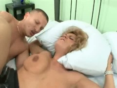 Lustful blonde Alexis May getting wet fuck hole pounded with stiff cock