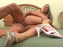 Michelle B gets her sexy cunt hard fuck with massive hard cock