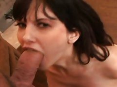 Carrie Ann has a big hunger for cock that she fills with lovers huge member
