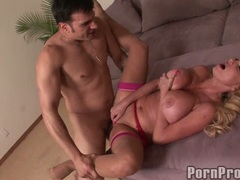 Sultry busty Taylor Wane gets the perfect fuck she always wanted and craved for