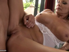 Anal loving bitch Winnie gets her tight ass smoldered by a firm cock
