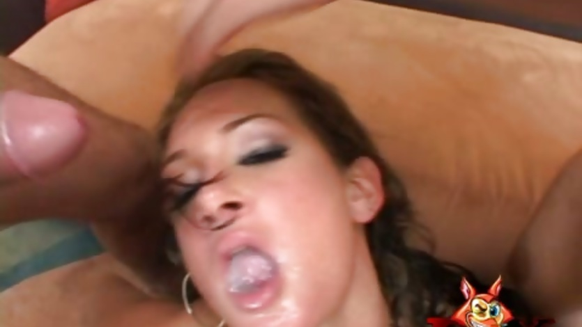 Sensual honey Tory Lane always wanted some hot cumshot after getting boned