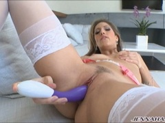 Watch jenna haze masturbate