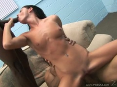 Filthy bitch India Summers gets the perfect bang she always wanted and craved