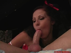 Gianna Michaels blows cock so well