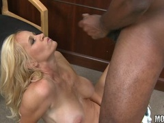 Cum lover Totally Tabitha gets jizzed on her mouth after one rocking hot fuck