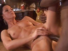 Sultry slut India Summers is eager to please this throbbing black nob