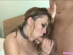 Jenna Presley takes her lover's irresistible cock like a yummy sausage