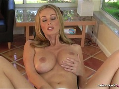 Anita Dark is in need of a meatstick ready to fuck her and make her cum