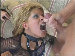 Rio Mariah receives the perfect reward she always wanted and craved