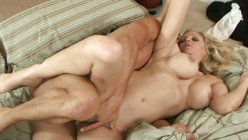 Julia ann in bondage