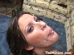 Multiple amateur blowjobs in mouth