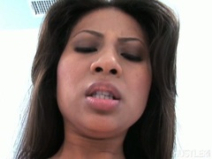 Nyomi Marcella hottie asian got ripped off