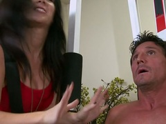 Jayden James like to do a hard hum job on long cock