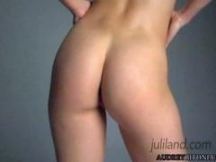 Audrey Bitoni slutty chick lusty nude show body