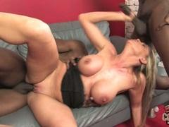 Kylie Worthy have warm jizz on her boobs