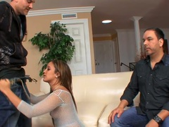 Lynn Love bend other long cock and suck deeply