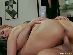 Julia Ann mile love the double penetration