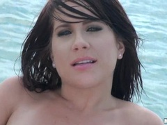 This Ex girlfriend gets horny on the boat ride