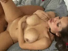 Nasty Yurizan Beltran gets dicked up her piss flaps