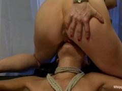 Nasty Yuki Mori tongue lashes Lorelei Lee's slit