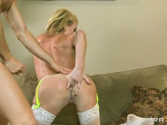 Horny Taylor Wane is rutted up her dripping gash