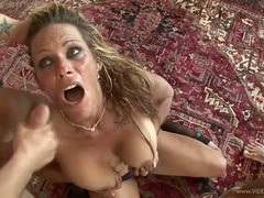 Debi diamante squirt