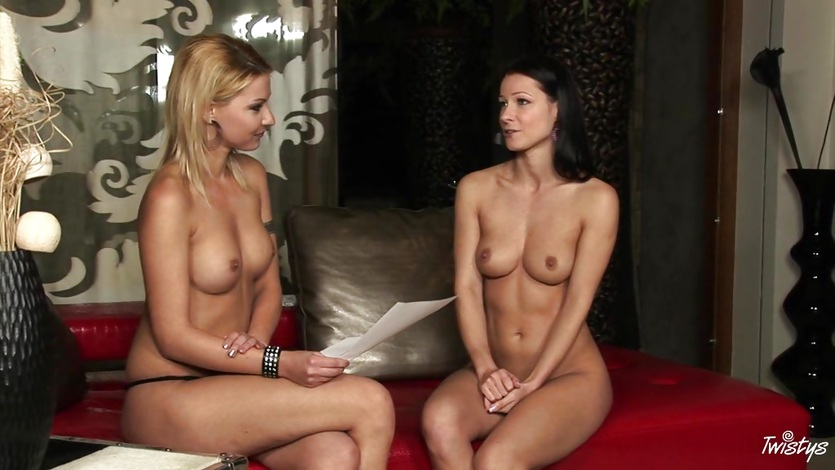 Extreme lesbian insertion videos