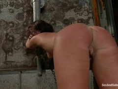 Whore Cassandra Nix gets pounded up her pink pussy