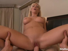 Sexy Tasha Reign gets dicked up her dripping clunge