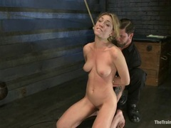 Alluring Lily Luvs is teased by kinky bitch Isis Love
