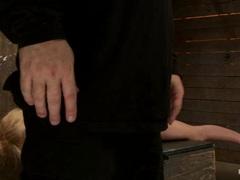 Rampant Isis Love ties up & teases Kaylee Hilton