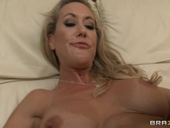 Brandi Love is toy fucked by horny Nicole Graves