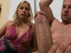 Payton Leigh loves huge throbbing cock