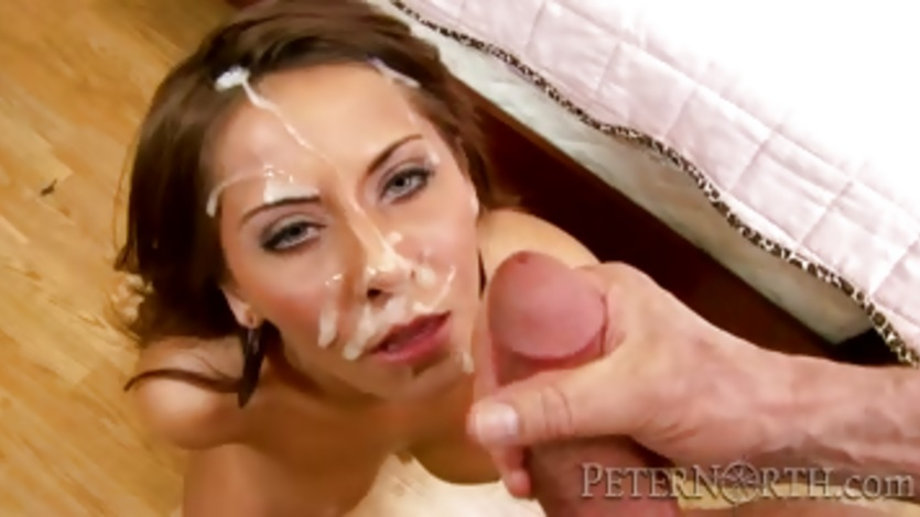 Madison Ivy Massive Facial