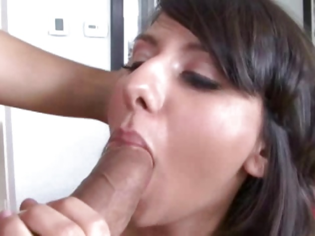 Girl giving oral sex