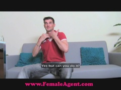 Female Agent. Ready, willing and able